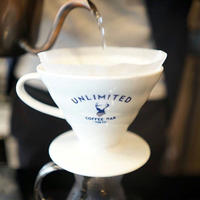 UCB ORIGINAL V60 CERAMIC DRIPPER 02(1-4cup) / UCBオリジナル V60 陶器ドリッパー02(1-4杯)