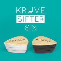 【KRUVE】Sifter Six (Black) / 【クルーヴ】シフター 6枚組 (ブラック)