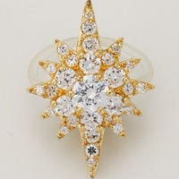Floating ring Southern Cross-gold