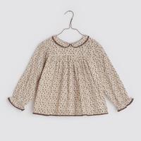 Little Cotton Clothes Emma Blouse woodland floral(12-18M,4-5Y,5-6Y)
