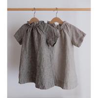 LA PETITE ALICE Linen Dress Layla(全2色/18-24m,2-3y,3-4y,4-5y,5-6y)