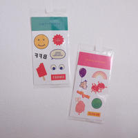 tinycottons BLOCK PARTY tattoos(ONESIZE)