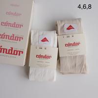 Condor Plain Basic Tights(4(14.5-16cm),6(17-19.5cm),8(20.5-22.5cm))