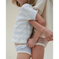 SUMMER & STORM mini-ribbed underwear(全2色/4-5Y,6-7Y)