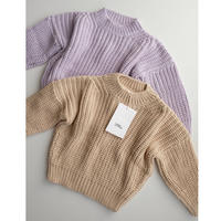 SUMMER & STORM chunky  pullover(全2色/XS,S,M,L,XL)