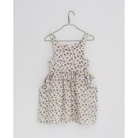 Little Cotton Clothes Roberta Pinafore(2-3Y,3-4Y,4-5Y,5-6Y,6-7Y)