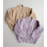 SUMMER & STORM chunky cardigan(全2色/XS,S,M,L,XL)
