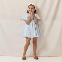 <ご予約商品>DAUGHTER Petal Dress(2-3,4-5,5-6,7-8)