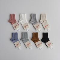 Condor Rib Short Socks(全8色/0(9.5-11.5cm),2(11.5-13.5cm))