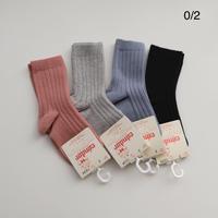 Condor Rib Short Socks(全4色/0(9.5-11.5cm),2(11.5-13.5cm))