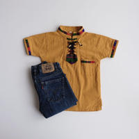 <US USED> Guatemalan Shirt 6