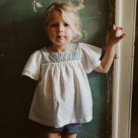 4-5Yサイズのみ Little Cotton Clothes Laura Blouse
