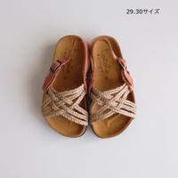 tocoto vintage Jute Bio Sandals(29(18cm)30(18.5cm))