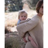 ラスト1点 SUMMER & STORM womens chunky cotton pullover(S/M)