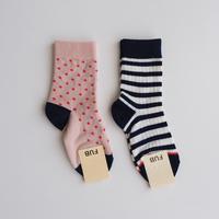 FUB Socks(全2色/22/24,25/28,29/32)
