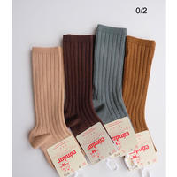 再入荷 Condor Rib High Socks(全4色/0(9.5-11.5cm),2(11.5-13.5cm))