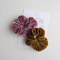 Atelier des Filles Mini Scrunchie(全2色)