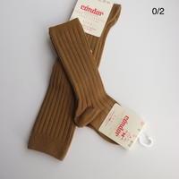 Condor Rib High Socks(0(9.5-11.5cm),2(11.5-13.5cm))
