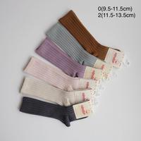 Condor Rib High Socks(全6色/0(9.5-11.5cm),2(11.5-13.5cm))