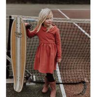 Little Hedonist FANCY COLLAR DRESS(86-92,98-104,110-116,122-128,134-140)