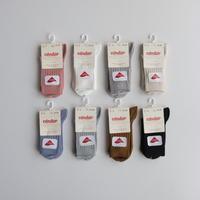 Condor Rib Short Socks(全8色/4(14.5-16cm),6(17-19.5cm),8(20.5-22.5cm))