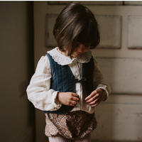 Little Cotton Clothes Bay quilted waistcoat(4-5Y,6-7Y)