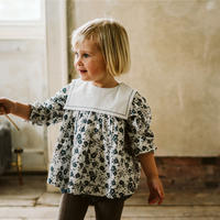 Little Cotton Clothes Eadie sailor collar blouse(2-3Y,3-4Y,4-5Y,5-6Y)