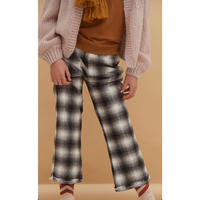 8 ラスト点 LONGLIVETHEQUEEN check pants