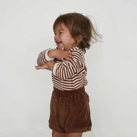 SUMMER & STORM baby terry short(6-12M,2Y)