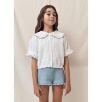 <ご予約商品>DAUGHTER Pansy Shorts(2-3,4-5,5-6,7-8)