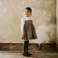Little Cotton Clothes Aida pinafore(2-3Y,3-4Y,4-5Y,5-6Y)