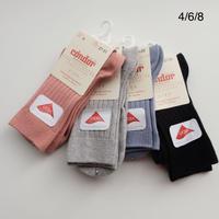 Condor Rib Short Socks(全4色/4(14.5-16cm),6(17-19.5cm),8(20.5-22.5cm))