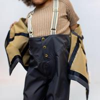 Faire Child Rain Pants Slate(2-4,4-6,6-8)