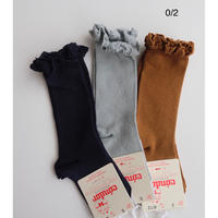 Condor Knee Socks With Lace Edging Cuff(全3色/0(9.5-11.5cm),2(11.5-13.5cm))