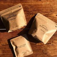 BOLLARD COFFEE「スペシャルティコーヒーのドリップバッグ お得セット(10杯分)」