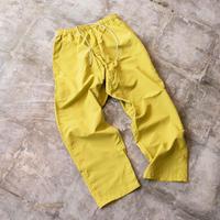 ACTIVE EASY PANTS SUPPLEX®︎NYLON YELLOW