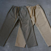 ACTIVE EASY PANTS T/C BURBERRY CLOTH