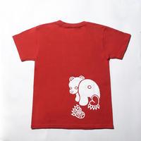 Tシャツ【レッド】