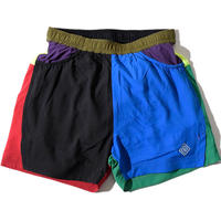 < ELDORESO >Wao Bikila Shorts(Multi)