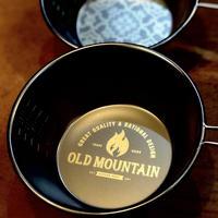 ※お一人様一点まで<OLD MOUNTAIN>SomAbito×OLDMOUNTAINコラボ ブラックシェラカップ スタンダードロゴ