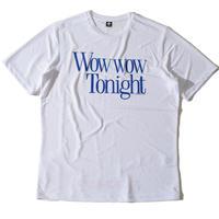 < ELDORESO >Wowwow Wide T(White)