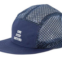 < ELDORESO > Beyond Mesh Cap(Navy)