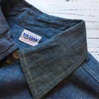 1960's BIG YANK Chambray L/S Shirt