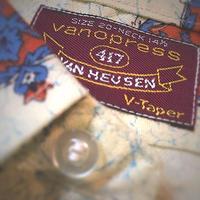 1960〜70's VAN HEUSEN L/S Shirt Deadstock