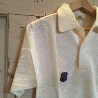 1950〜60's Princely Pullover S/S Shirt Deadstock