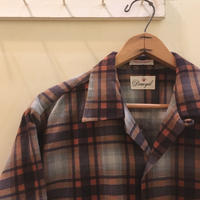 1960's〜 DONEGAL Flannel L/S Shirt