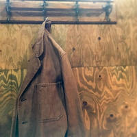 1950's British BOLENIUM Brown Denim Work Jacket