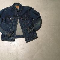 1970's Levi's 70505 Big E Denim Jacket