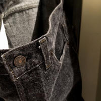 1990's Levi's 501 Black Denim Pants