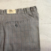 1940's TEST Cotton Trousers Deadstock